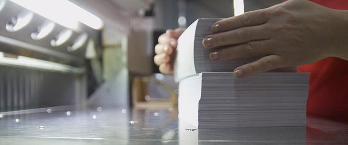 print picking packing distribution